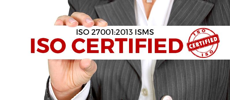 Chứng nhận ISO 27001:2013