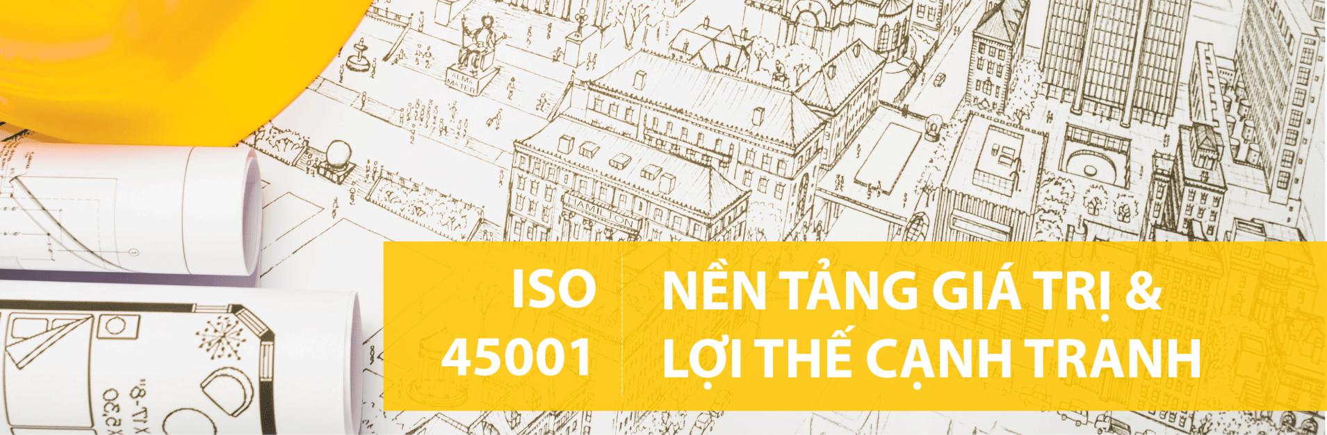 Cấu trúc tiêu chuẩn ISO 45001:2018